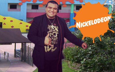 DJ Tiger Jones Appears On Nickelodeon!