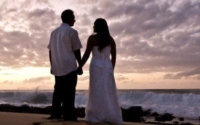 DJ Tiger Rocks At Two Hawaiian Weddings