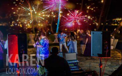 Corporate Party Season is in full effect in Hawaii!